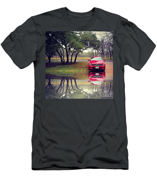 Time For #reflection. #mbfanphoto Men's T-Shirt (Athletic Fit)