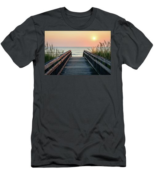Beyond The Sea Men's T-Shirt (Athletic Fit)