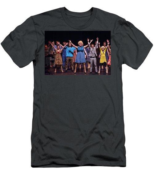 Tpa097 Men's T-Shirt (Athletic Fit)
