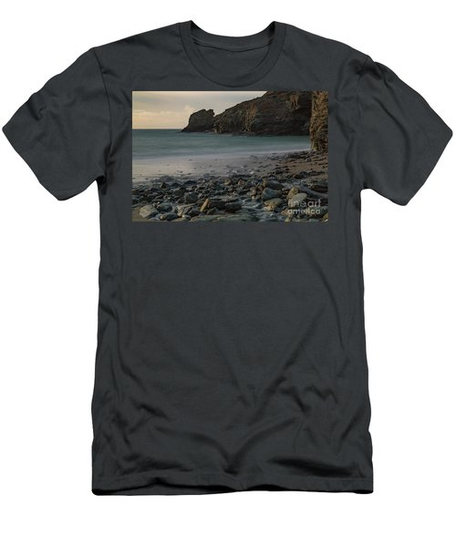 Trevellas Cove Men's T-Shirt (Athletic Fit)