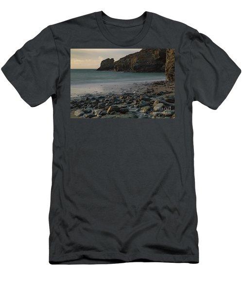Trevellas Cove Men's T-Shirt (Slim Fit)
