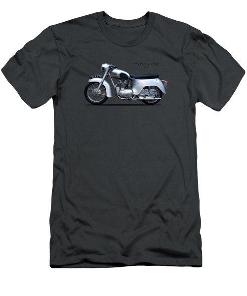 Triumph Twenty One 1957 Men's T-Shirt (Athletic Fit)
