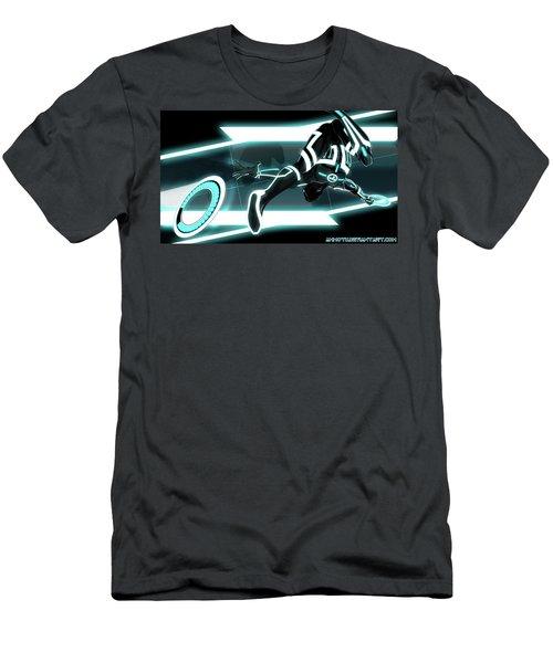 Tron Legacy Men's T-Shirt (Athletic Fit)