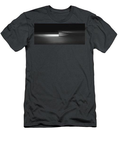 Tuscan Pool Men's T-Shirt (Athletic Fit)