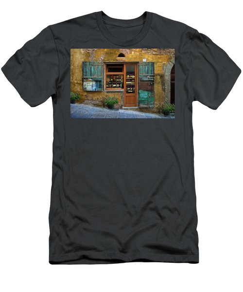 Tuscany Wine Shop 2 Men's T-Shirt (Athletic Fit)