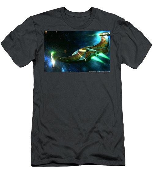 Tv Show Men's T-Shirt (Athletic Fit)