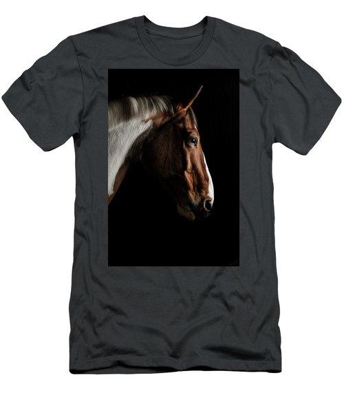 Warmblood Men's T-Shirt (Athletic Fit)