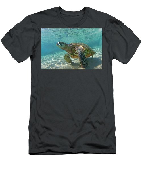 What Are You Lookin At Men's T-Shirt (Slim Fit) by James Roemmling