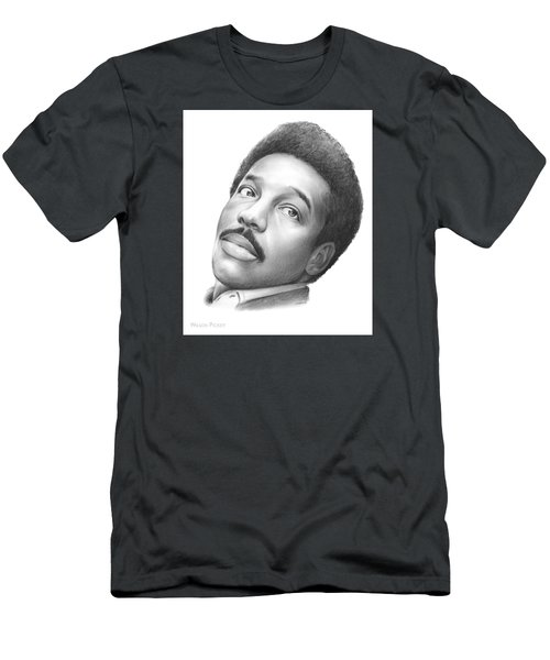 Wilson Pickett Men's T-Shirt (Slim Fit)