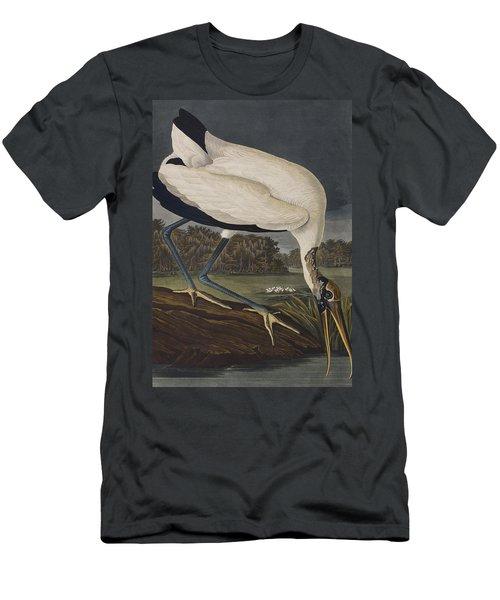 Wood Ibis Men's T-Shirt (Slim Fit)