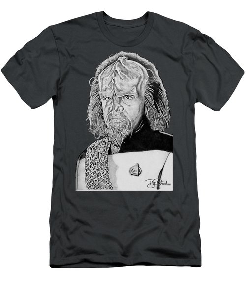 Worf Men's T-Shirt (Athletic Fit)