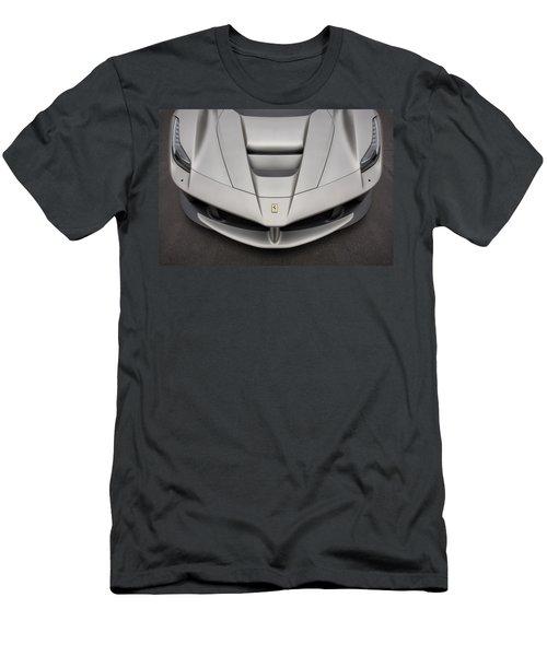 #ferrari #laferrari Men's T-Shirt (Athletic Fit)