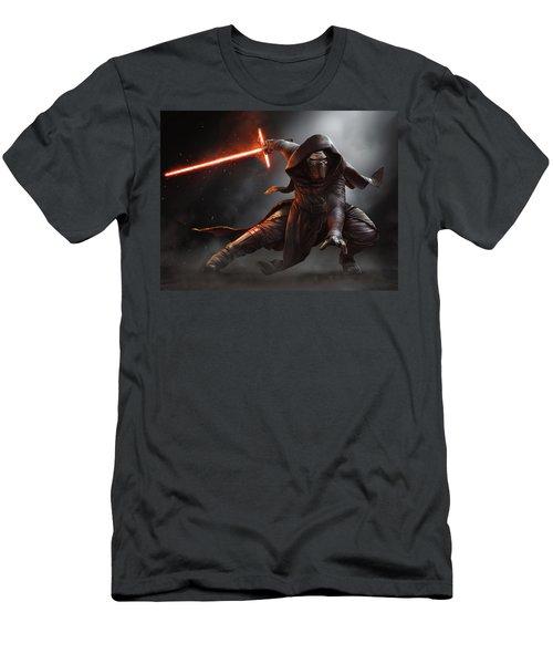 Star Wars Episode Vii - The Force Awakens 2015 Men's T-Shirt (Athletic Fit)