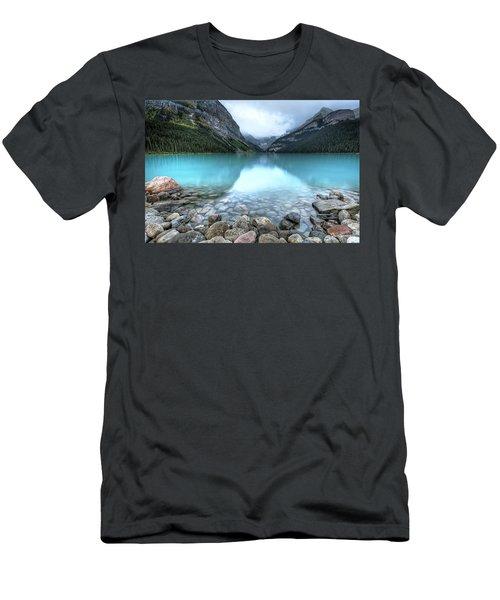 1111 Lake Louise Men's T-Shirt (Athletic Fit)