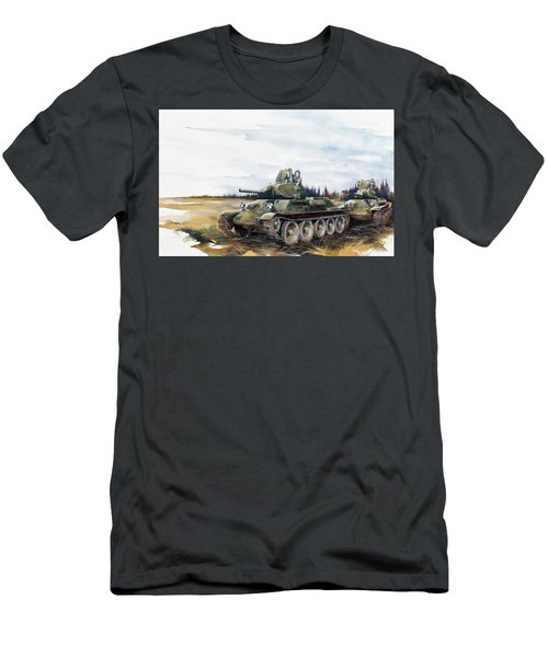 Tank Men's T-Shirt (Athletic Fit)