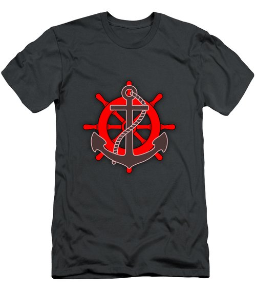Nautical Collection Men's T-Shirt (Athletic Fit)