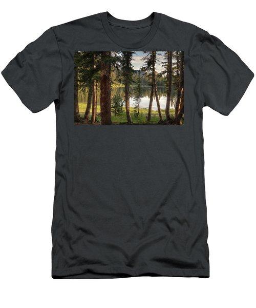 Uinta Mountains, Utah Men's T-Shirt (Athletic Fit)