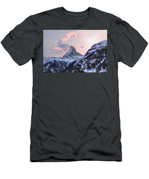 Zermatt - Switzerland Men's T-Shirt (Athletic Fit)