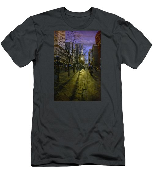 16th Street Mall Men's T-Shirt (Athletic Fit)