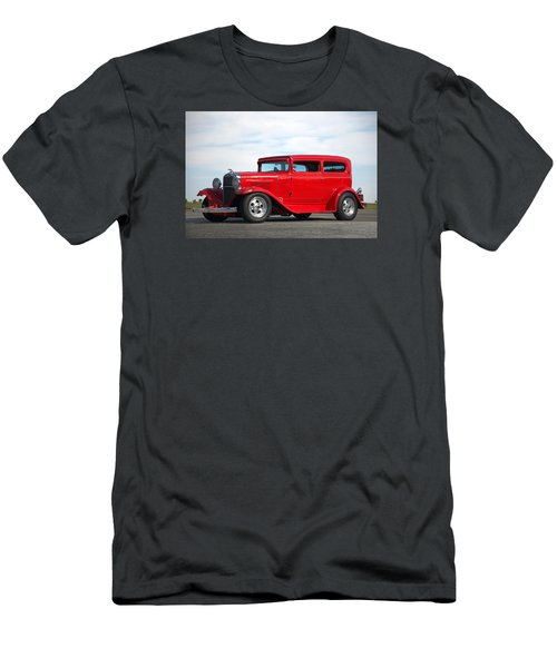 1930 Chevrolet Sedan Men's T-Shirt (Slim Fit) by Tim McCullough