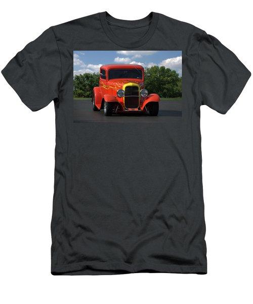 1932 Ford Lil Deuce Coupe Men's T-Shirt (Athletic Fit)