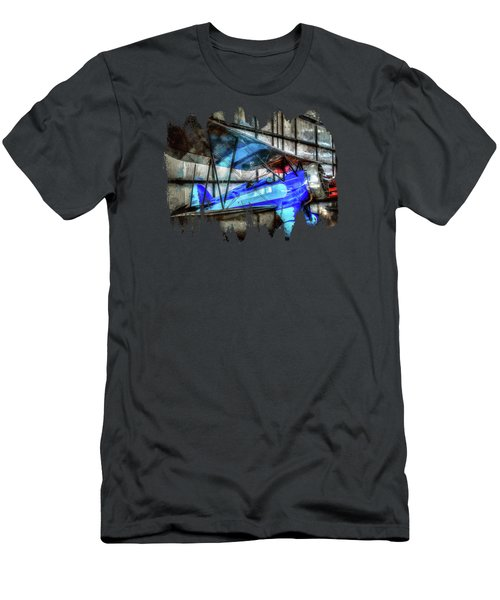 1932 Waco Biplane Men's T-Shirt (Athletic Fit)