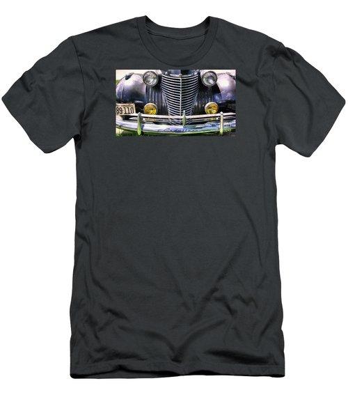 1940s Caddie Full Frontal Oh La La Men's T-Shirt (Athletic Fit)