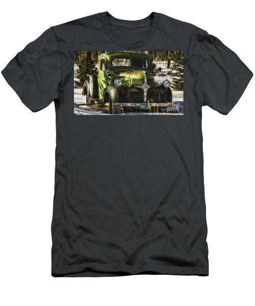 1940's Dodge  Men's T-Shirt (Athletic Fit)