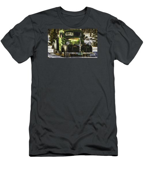 1940's Dodge  Men's T-Shirt (Athletic Fit)