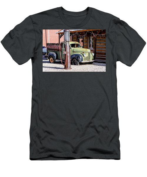 1947 Studebaker M-5 Pickup Truck Men's T-Shirt (Athletic Fit)