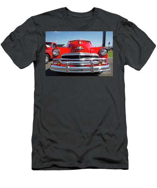 1950 Plymouth Automobile Men's T-Shirt (Athletic Fit)