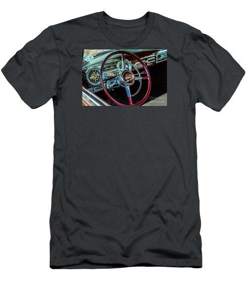 1951 Hudson Hornet Men's T-Shirt (Slim Fit) by M G Whittingham