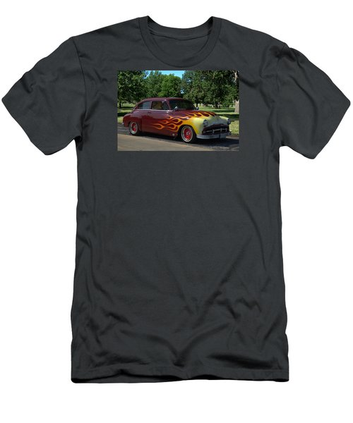 1952 Plymouth Concord Custom Men's T-Shirt (Slim Fit) by Tim McCullough
