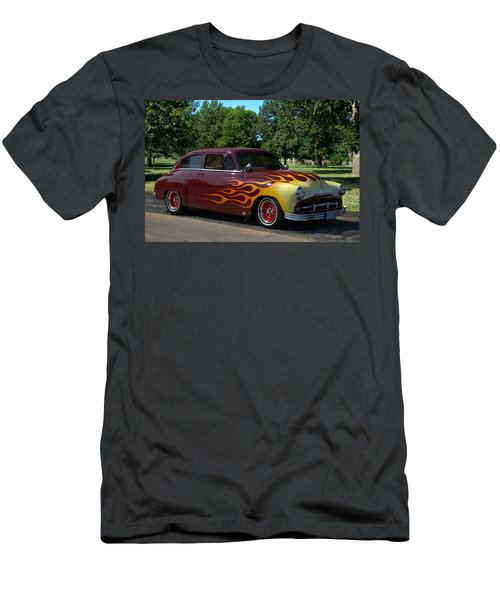 1952 Plymouth Concord Custom Men's T-Shirt (Athletic Fit)