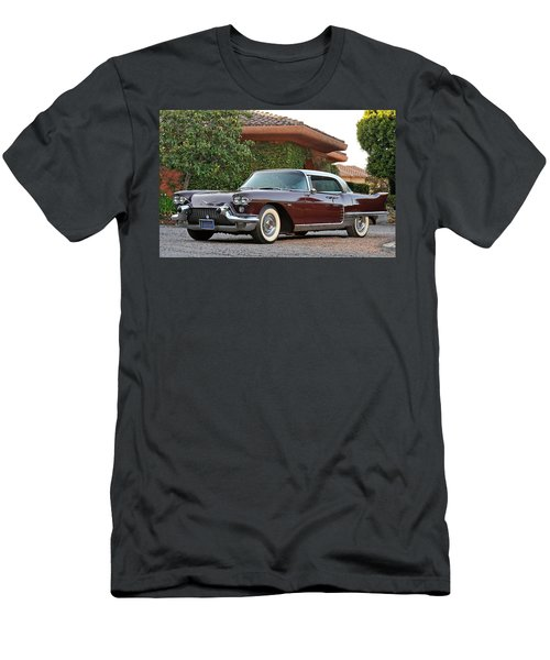 1958 Cadillac Eldorado Brougham Men's T-Shirt (Athletic Fit)
