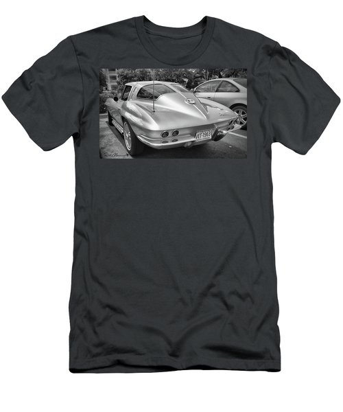 1963 Split Rear Window Coupe Men's T-Shirt (Athletic Fit)