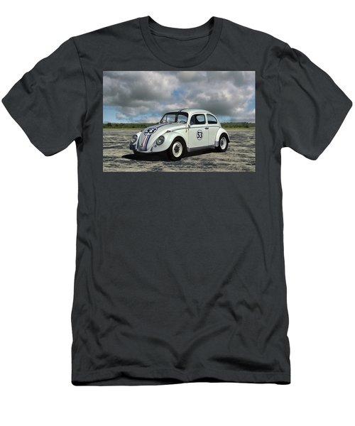 1964 Vw Herbie  Men's T-Shirt (Athletic Fit)