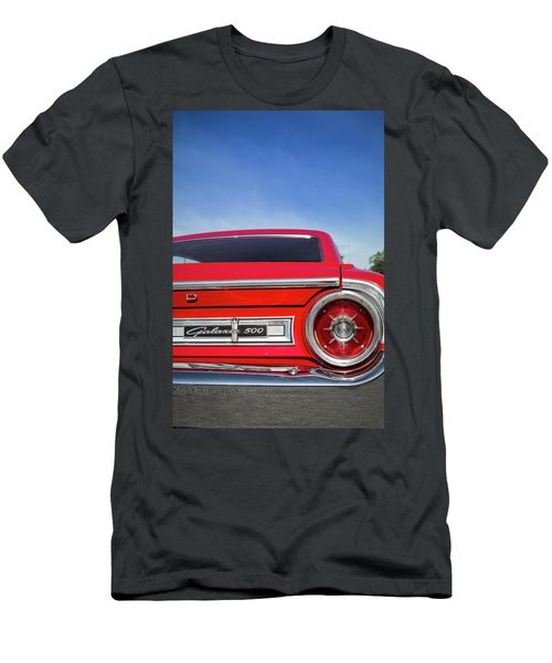 1964 Ford Galaxie 500 Taillight And Emblem Men's T-Shirt (Athletic Fit)