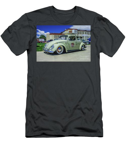 1965 Volkswagen Bug Men's T-Shirt (Athletic Fit)
