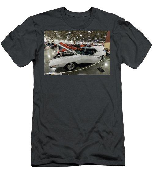1972 Javelin Sst Men's T-Shirt (Slim Fit) by Randy Scherkenbach