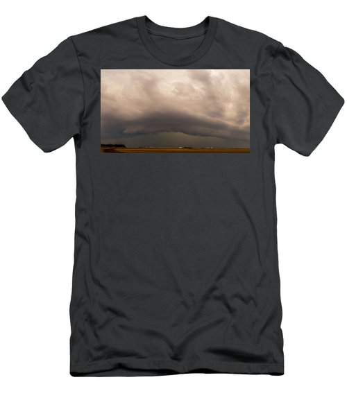 3rd Storm Chase Of 2015 Men's T-Shirt (Athletic Fit)