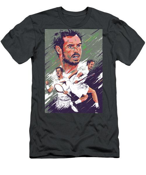 Andy Murray Men's T-Shirt (Athletic Fit)