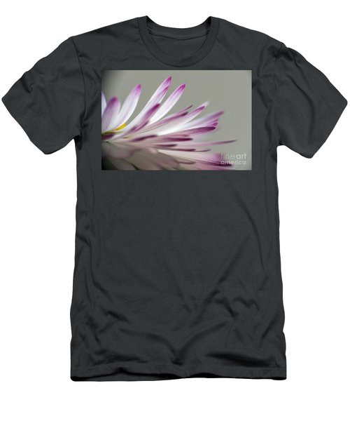 Beautiful Colorful Image About Daisy Flower Men's T-Shirt (Slim Fit) by Odon Czintos