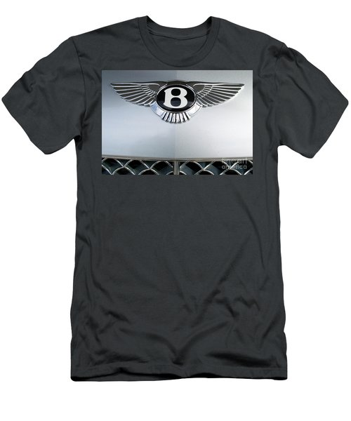 Bentley Emblem Men's T-Shirt (Athletic Fit)