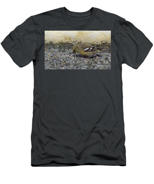 Bird17 Men's T-Shirt (Athletic Fit)