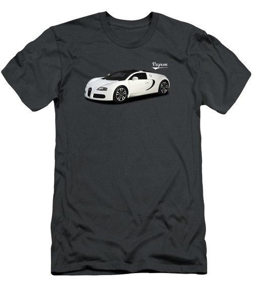 Bugatti Veyron Men's T-Shirt (Athletic Fit)
