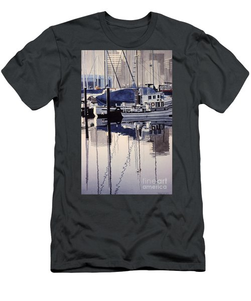 City Mooring Men's T-Shirt (Athletic Fit)