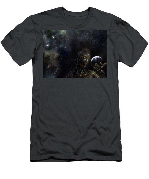 Cyborg Men's T-Shirt (Athletic Fit)