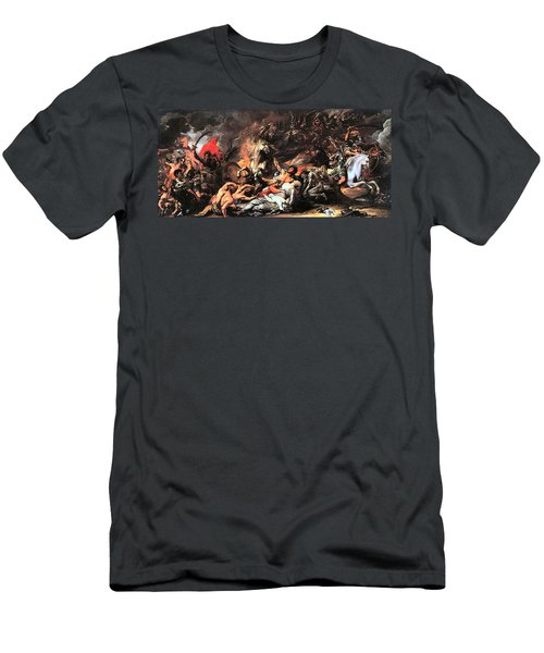 Death On A Pale Horse Men's T-Shirt (Athletic Fit)