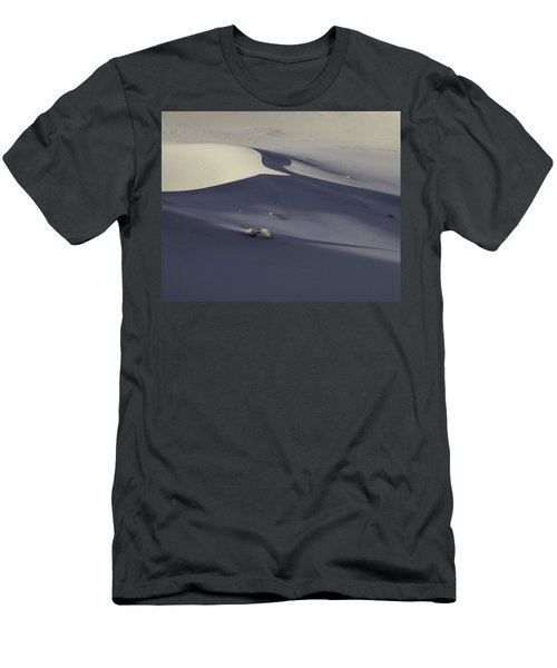 Death Valley Sand Dune At Sunset Men's T-Shirt (Athletic Fit)